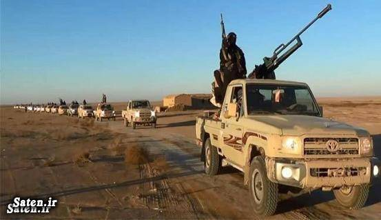 ماشین داعش خودرو داعش اخبار داعش