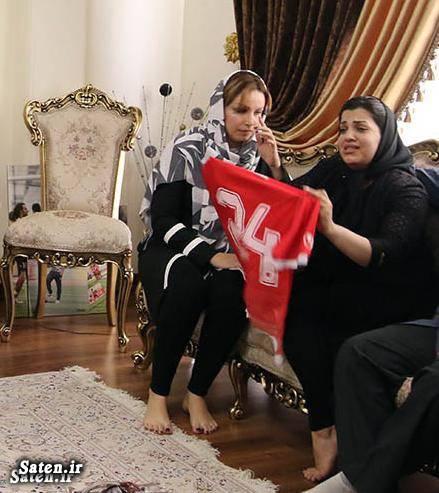 همسر هادی نوروزی مراسم تشییع هادی نوروزی خانواده هادی نوروزی بیوگرافی هادی نوروزی