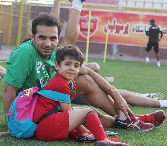 بیوگرافی هادی نوروزی + عکس همسر و فرزندانش