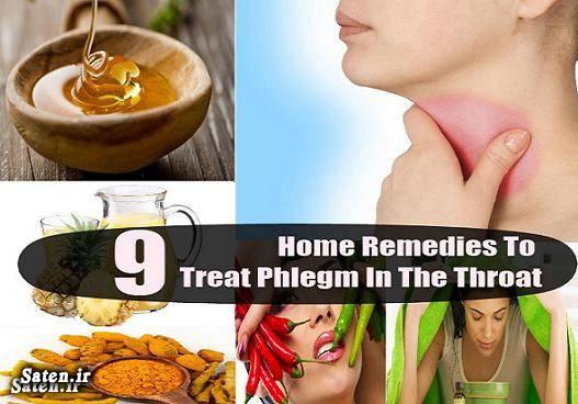 مجله سلامت طب سنتی درمان سرماخوردگی درمان خانگی Treat Phlegm Throat Home Remedies