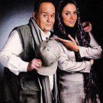 خاطره جنجالی اکبر عبدی از خواستگاری یک عرب از دخترش المیرا + فیلم