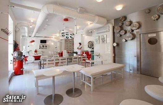 عکس خلاقیت سفر به سنگاپور دکوراسیون خلاقانه توریستی سنگاپور بهترین رستوران