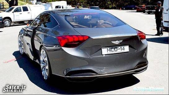 قیمت جنسیس بهترین خودرو امن ترین خودرو