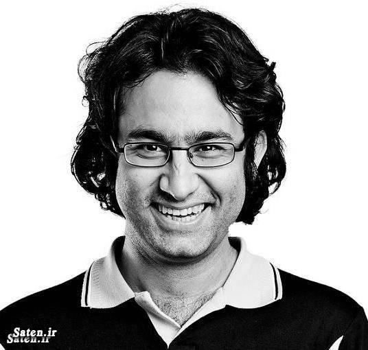دانشمندان ایرانی بیوگرافی یاسر رودی ایرانیان مشهور ایرانیان آمریکا Yasser Roudi