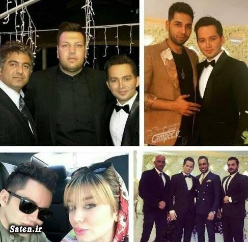 همسر شهنام شهابی همسر بازیگران بیوگرافی شهنام شهابی ازدواج بازیگران