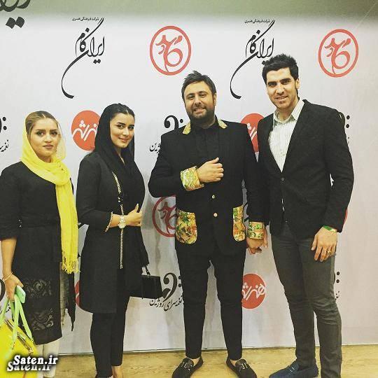 همسر والیبالیست ها همسر شهرام محمودی بیوگرافی شهرام محمودی بیوگرافی سوگند خورشیدی
