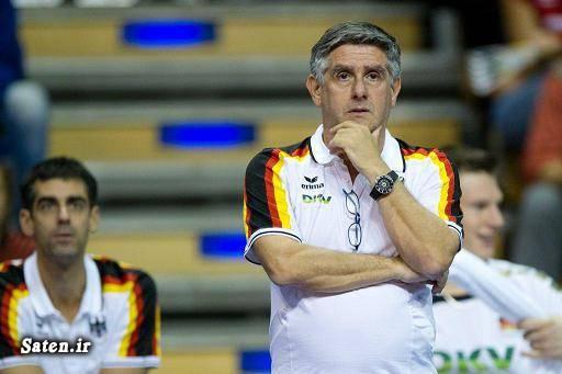 سوابق رائول لوزانو سرمربی والیبال بیوگرافی رائول لوزانو اخبار والیبال Raul Lozano
