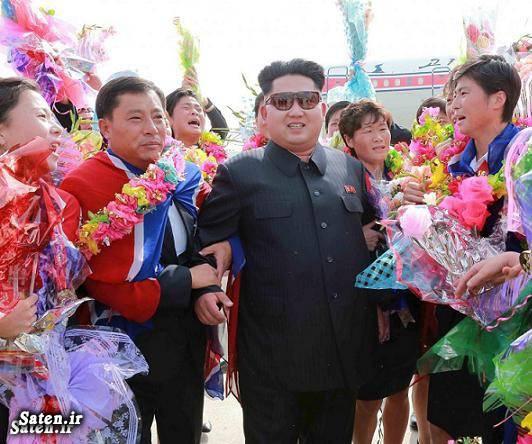 زندگی در کره شمالی رهبر کره شمالی دختر کره شمالی