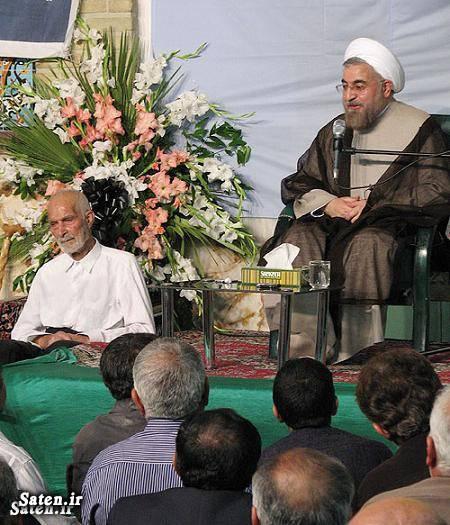 خانواده حسن روحانی پدر حسن روحانی