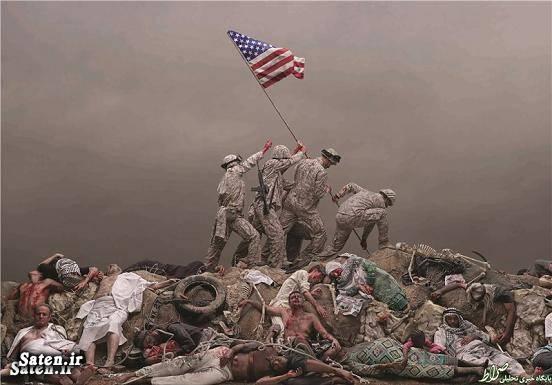 چهره واقعی آمریکا جنگ جهانی دوم جنایات آمریکا