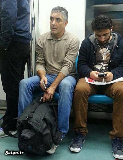 مترو تهران بیوگرافی جرج کلونی