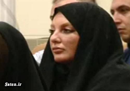 قاضی صلواتی دختر بابک زنجانی دادگاه بابک زنجانی خانواده بابک زنجانی