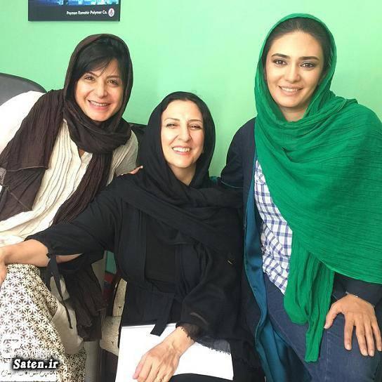 سریال نفس گرم سریال پشت بام تهران بیوگرافی لیندا کیانی بازیگران نفس گرم اینستاگرام لیندا کیانی