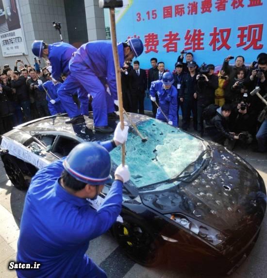 مشخصات لامبورگینی قیمت لامبورگینی عکس لامبورگینی زندگی در چین