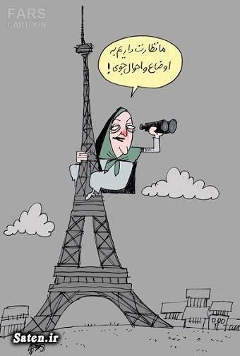 کاریکاتور محیط زیست سوابق معصومه ابتکار بیوگرافی معصومه ابتکار