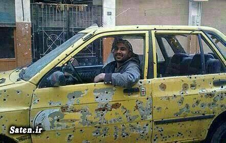 عکس پراید اخبار سوریه