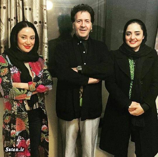عکس جدید بازیگران بیوگرافی نرگس محمدی بیوگرافی ابوالفضل پورعرب