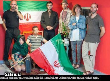 بیوگرافی پینکاس ماتان ایران و اسرائیل