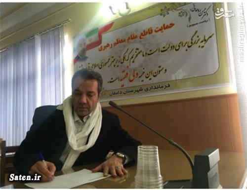 بیوگرافی عبدالرضا امير احمدی انتخابات مجلس