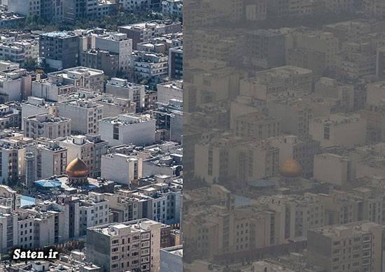 کاریکاتور محیط زیست عکس تهران