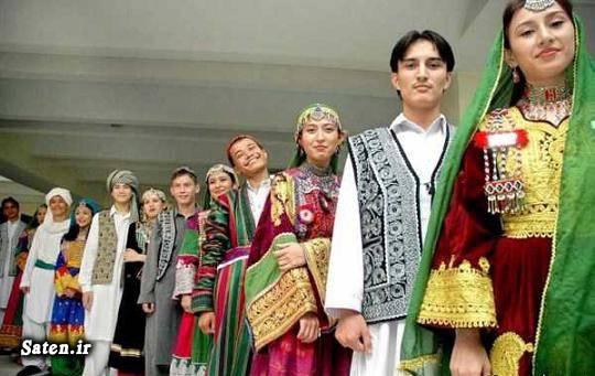 شو لباس زن افغانی دختر افغانی
