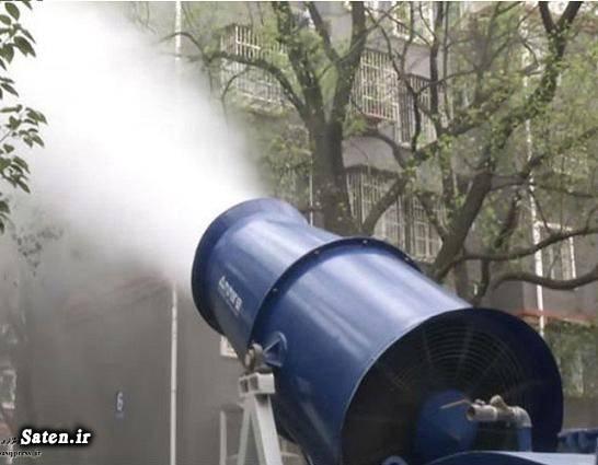 رفع آلودگی هوا اخبار چین