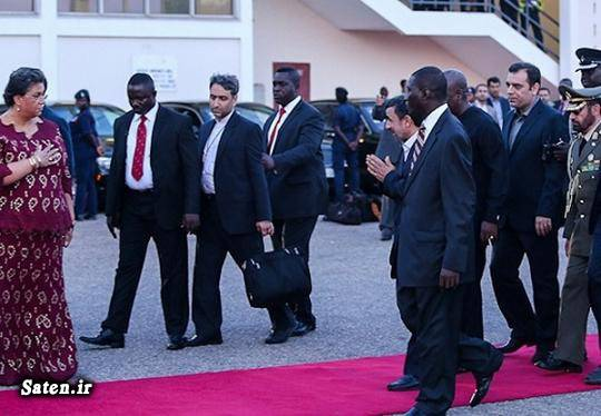 عکس جدید احمدی نژاد شایعات و شنیده ها سوابق محمود احمدی نژاد جیبوتی