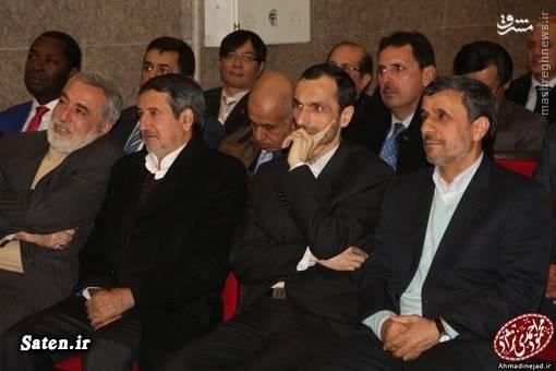 بیوگرافی حمید بقایی اینستاگرام احمدی نژاد اخبار احمدی نژاد