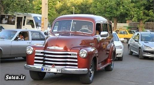 خودرو کلاسیک خودرو قدیمی اخبار شیراز