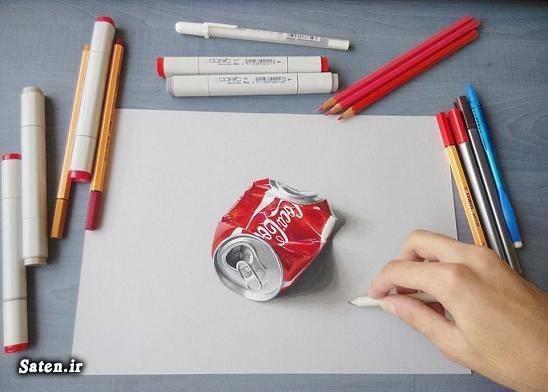 عکس جالب زیباترین نقاشی آموزش نقاشی Sushant S Rane