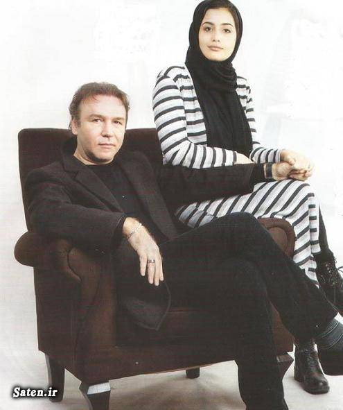همسر کیهان ملکی مصاحبه بازیگران ژرفا ملکی خانواده بازیگران بیوگرافی کیهان ملکی