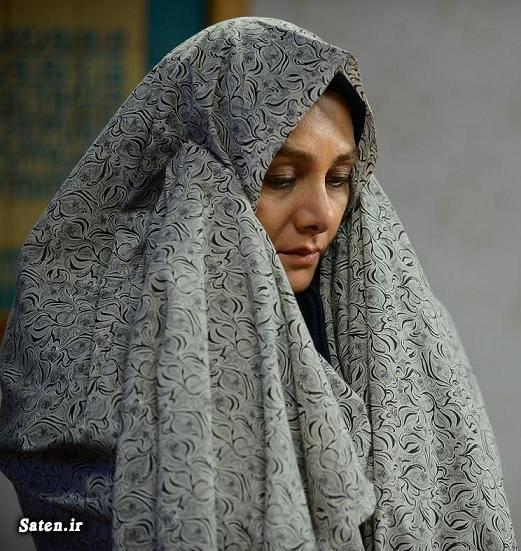 عکس جدید بازیگران بیوگرافی هنگامه قاضیانی
