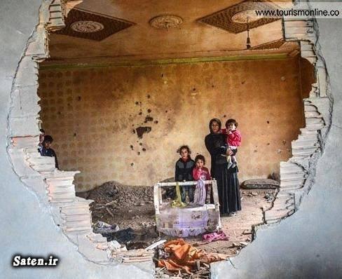 عکس دردناک اخبار ترکیه