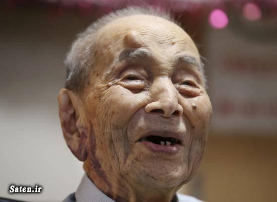 کتاب گینس زندگی در ژاپن پیرترین انسان