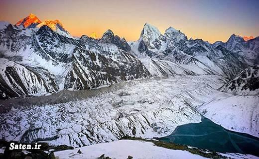 عکس طلوع خورشید عکس زییا سفر به نپال توریستی نپال