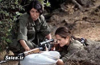 زن کردی دختر کردی اخبار ترکیه