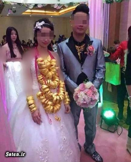 عکس عروسی عکس عروس عروسی پولدارها عروس زیبا شب عروسی اخبار چین