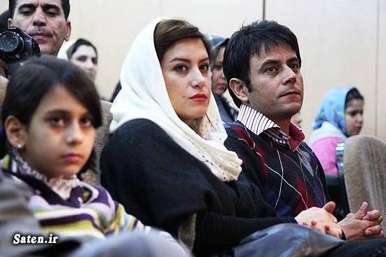 همسر رحیم نوروزی همسر بازیگران جدید عکس جدید بازیگران جدید پناه نوروزی بیوگرافی رحیم نوروزی