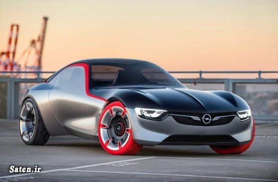 خودرو اوپل Opel GT