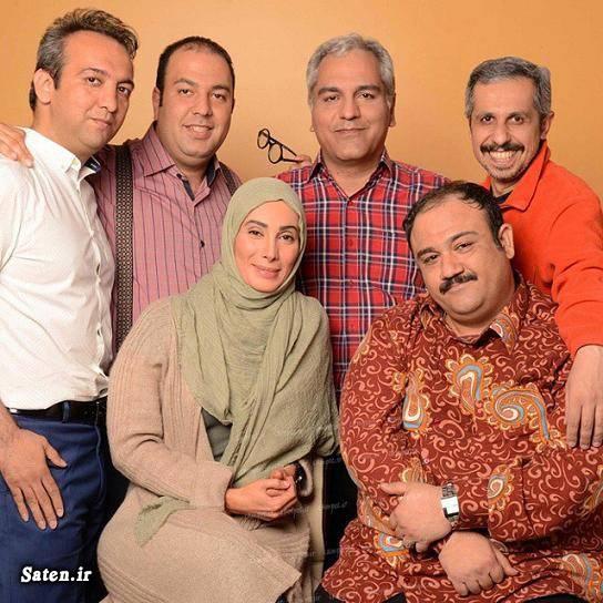 همسر سحر زکریا عکس جدید بازیگران بیوگرافی سحر زکریا بازیگران سریال در حاشیه ازدواج بازیگران