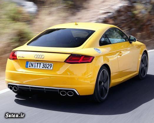 مشخصات آئودی محصولات رامک خودرو قیمت آئودی رامک خودرو Audi TTS