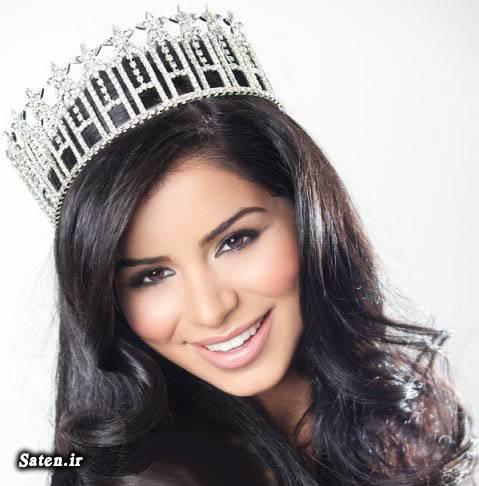 عکس ملکه زیبایی زن زیبا دختر زیبا دختر آمریکایی بیوگرافی ریما فقیه Rima Fakih