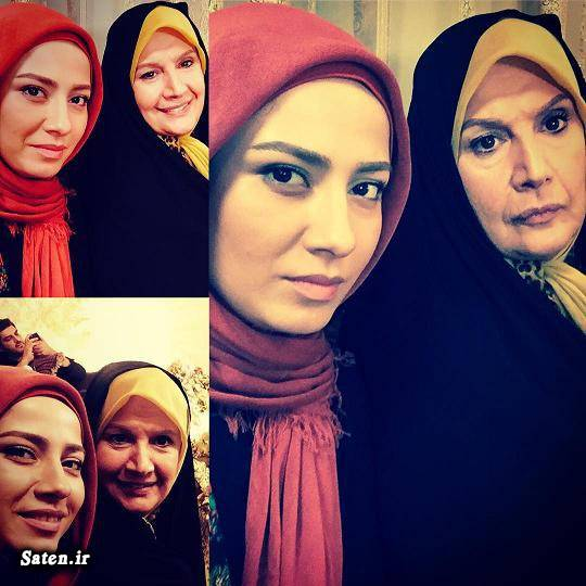 همسر بهارک صالح نیا کشف حجاب بازیگران عکس جدید بازیگران بیوگرافی بهارک صالح نیا gem tv baharak salehniya