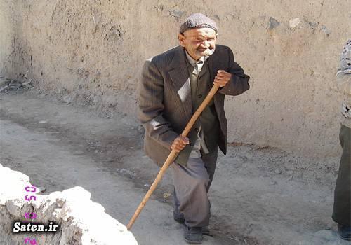 محمدحسین ایوبی پیرترین ایرانی پیرترین انسان اخبار خوسف
