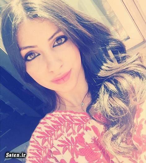 عکس دختر زیبا دختر لبنانی