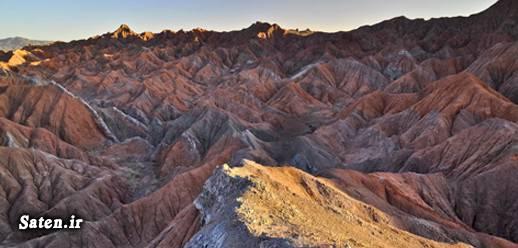 کوه مینیاتوری کوه مریخی بهترین مناطق توریستی ایرانگردی اخبارنهبندان اخبار بیرجند