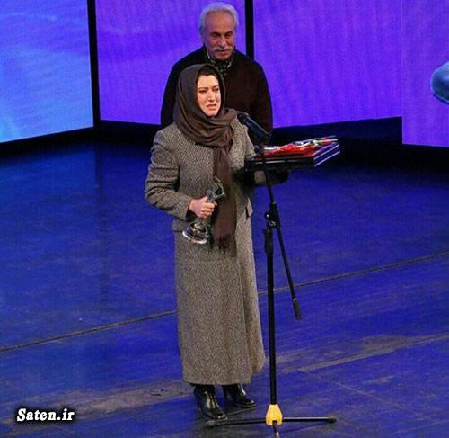 عکس جدید بازیگران جشنواره تئاتر فجر بیوگرافی فریبا متخصص
