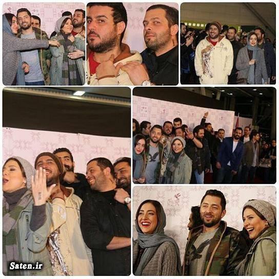 فیلم بارکد بیوگرافی بهرام رادان اینستاگرام بهرام رادان