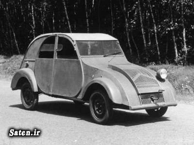 عکس قدیمی عکس ژیان خودرو قدیمی