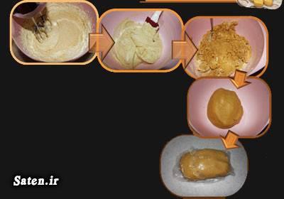 نان نخودچی طرز تهیه شیرینی شیرینی نخودچی شیرینی پزی بهترین سایت آشپزی انواع شیرینی خانگی آموزش انواع شیرینی